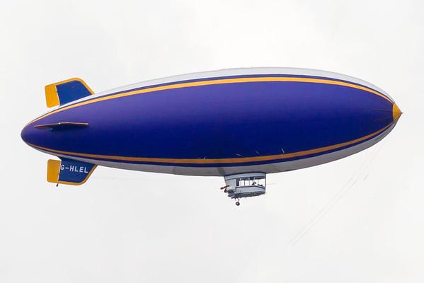 Balloons & airships
