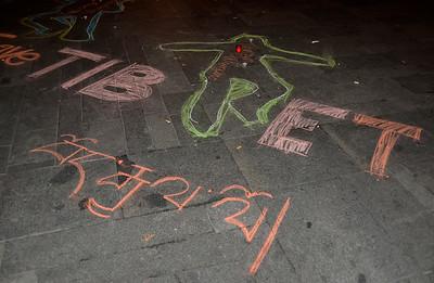 Stand up for Tibet Prague 2011