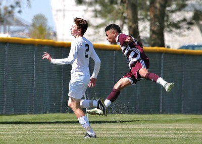 JHS Soccer vs Cottonwood