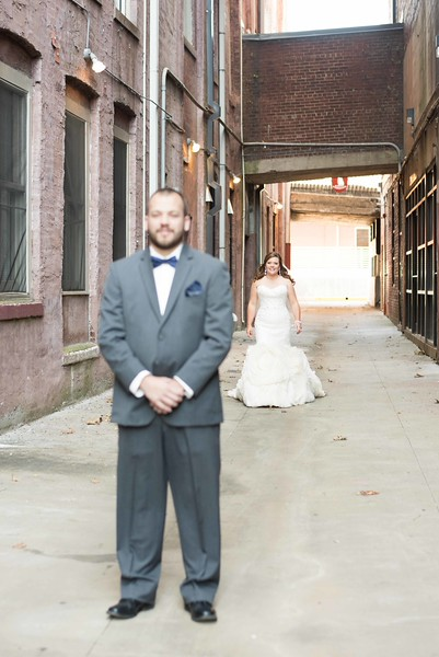 The Standard Knoxville Wedding