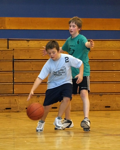 2007 Parks and Rec Boys Basketball