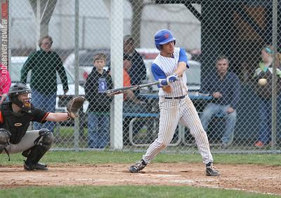 Penn Yan Baseball 4-16-13