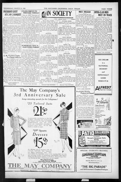 Daily Trojan, Vol. 17, No. 114, March 24, 1926