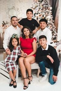 Maya Family's Christmas 2019 Photos