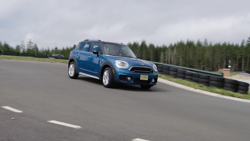 2017 MINI Cooper S Countryman ALL4 Driving Reel