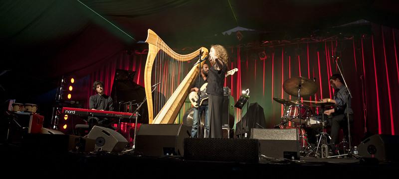2014-08-24 - Laura Perrudin Quartet