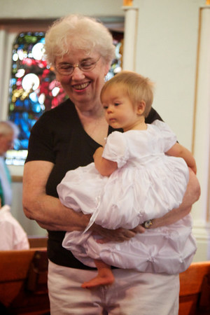 Halena's Baptism || July 2012
