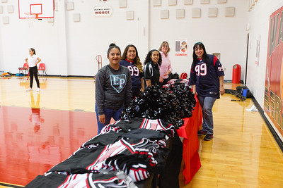 Sanchez Cheerleader Uniform Distribution