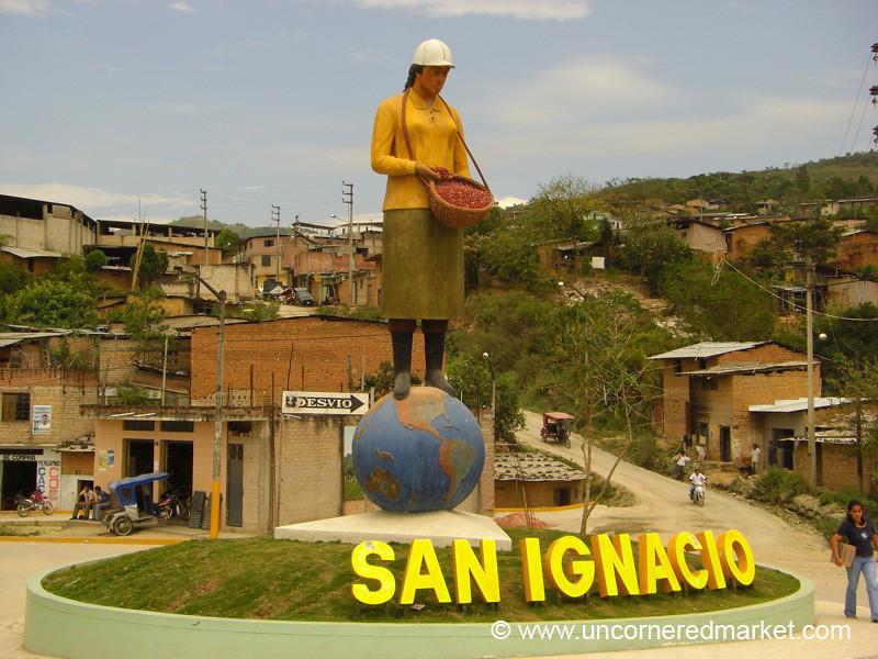 Coffee Mother - San Ignacio, Peru