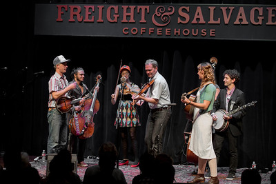 The Deadly Gentlemen's Ball  featuring Rushad Eggleston, Brittany Haas Freight and Salvage June 12,2014
