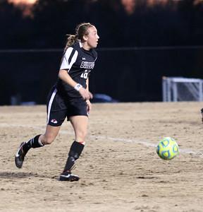 Womens Soccer vs Winthrop