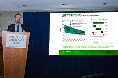 2015 M11 04115 Offshore Wind O&M Europe Wind Energy Update