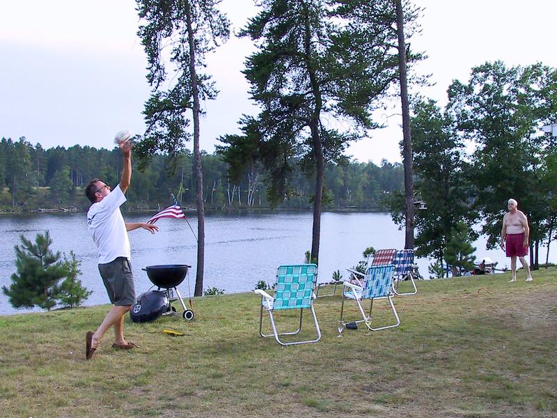 Cabin 2001