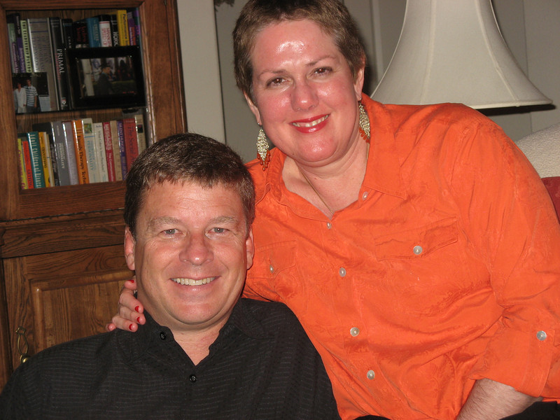 Marty and Mary Jean