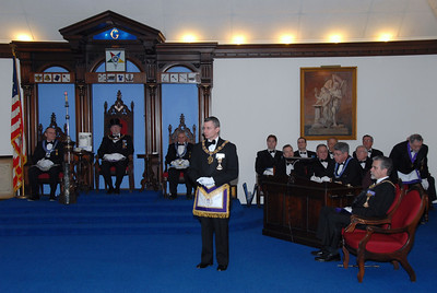 Wm Parkman Lodge 50 Yr Service Awards April 12, 2011