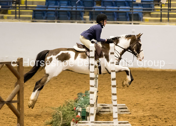 2021 House Mountain Horse Show -- Sunday Afternoon -- Coliseum