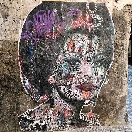 Naples street art and otherwise...