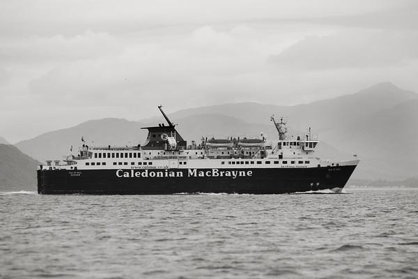 Scotland in Black and White