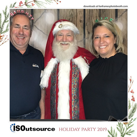 ISOutsource 2019 Holiday Party