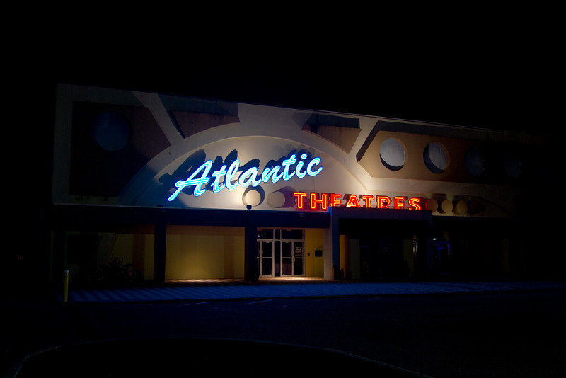 Beaches Vineyard - Atlantic Theatres building