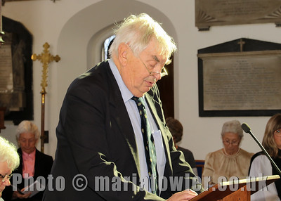 50th Anniversary Civic Service