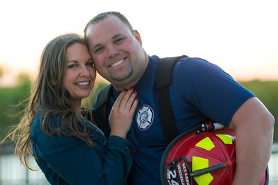 Heather & CJ's Engagement