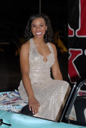 Salisha - Bullard Homecoming Queen 2009