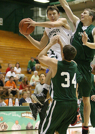 Basketball- Vermont vs New Hampshire Twin State 2008