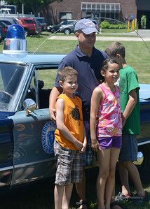 State Police Chase - Family Day - 06.09.2013