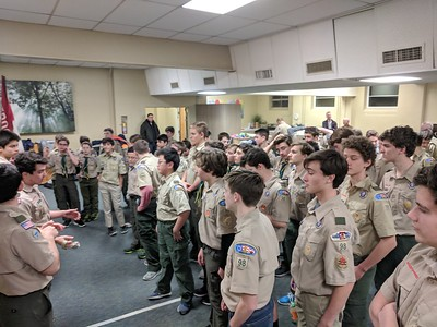 Troop Meeting 2Feb2019