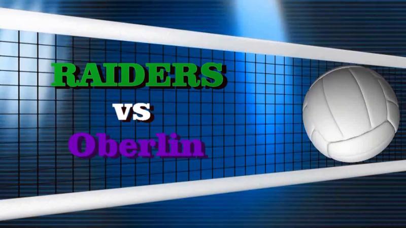 9-28-2015 Raiders vs Oberlin W2-1