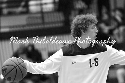 Lampeter-Strasburg Boys' Basketball v. Milton Hershey 2.25.16