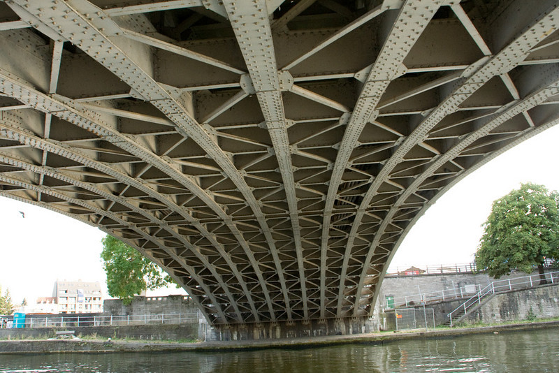 Namur. Bridge.