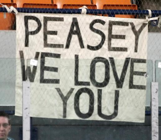 Peasey's Testimonial - 23/03/2008