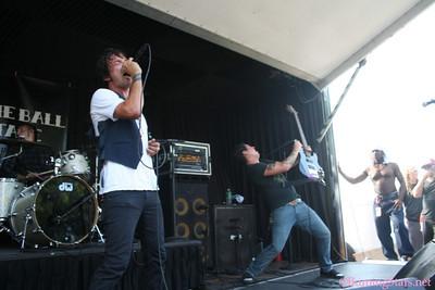 Bleed The Dream @ Nassau Coliseum (Uniondale, NY); 8/04/07