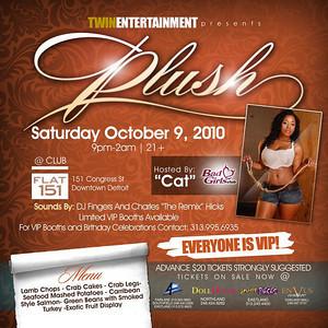 Plush Oct 9,2010