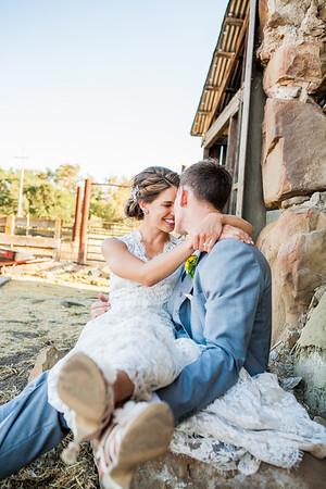 Chris and Carolyn Wedding