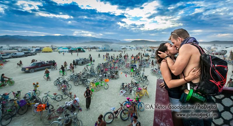 One of my favorite photos I took at Burning Man.
