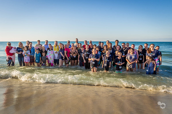 CLC Sunrise Baptism April 2019