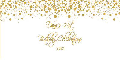 17.07 Dana Young 21st birthday