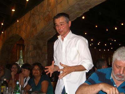 2011 (7/1) Glen-Gil Retirement party Macoroni Grill