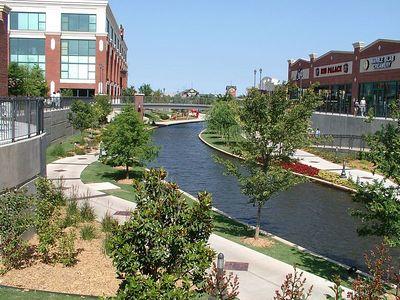 Oklahoma City Riverwalk