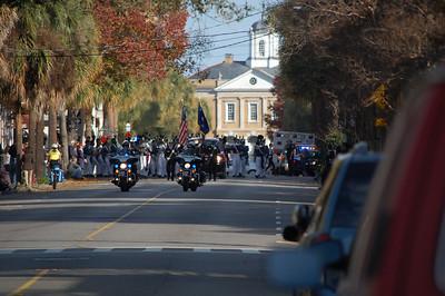 2012 Charleston Christmas Parade