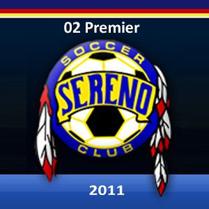 Sereno Blue 02 Premier 2011-12