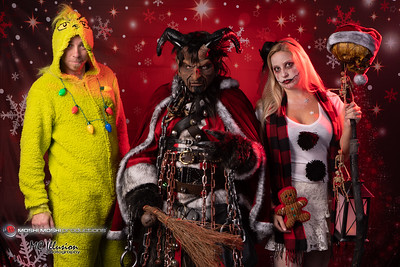 Twisted Krampus -Christmas Party