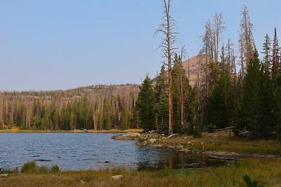 High Uintas Camping-Hiking 2020