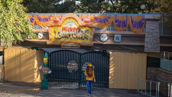 Disneyland Resort, Disneyland, Mickey's ToonTown, Mickey, Toon, Town, ToonTown