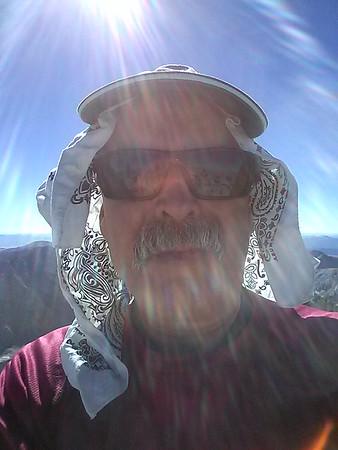 Mt. Whitney Main Trail - MR Loop - Columbus Day, 2014