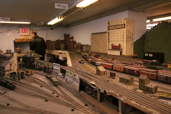 GATSME model railroad club seeks new home