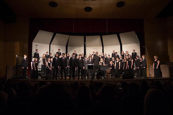 Arvada West Choir Fall Concert 2019
